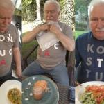 Lech Wałęsa przeszedł...