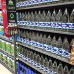 Szklane butelki zwrotne...