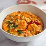 Kokosowy ryż z curry i...