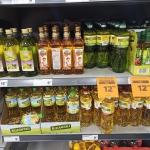 Ceny oleju rzepakowego...