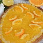 Mazurek z pomaranczami i ...