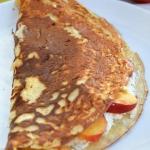 Omlet sernikowy z twarozk...