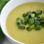 Zupa krem z bobu –...