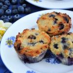 Bezglutenowe muffinki kok...