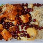 Wegańskie lunchboxy –...