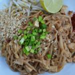 Pad thai z kurczakiem...