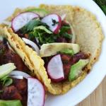 Wegańskie tacos z...