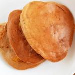 Wegańskie pancakes...