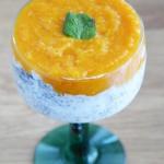 Jogurtowy pudding chia z...