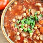 Pomidorowa zupa z...