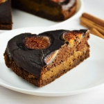 Fit czekoladowe ciasto...