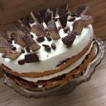 Ekspresowy tort smietanow...
