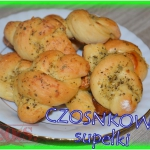 Czosnkowe supelki