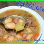 Zupa fasolowa z...