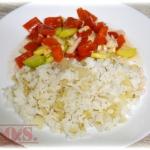 Ryz smazony z cebulka