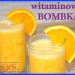 Koktajl witaminowy (banan...