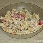 Salatka konserwowa z maka...