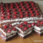 Ciasto Czarny las