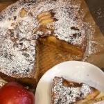 Ciasto z jablkami
