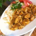 Gyros z kurczaka