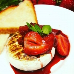 Grillowany camembert z...