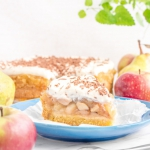 Obledne ciasto jablkowo-g...