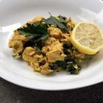 Aromatyczny kurczak curry...