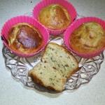 Muffiny orzechowo -...