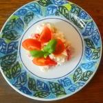 Salatka kalafiorowo - pom...