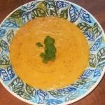 Zupa - krem z batata