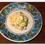 Salatka sledziowa z porem...