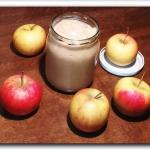 Maslo jablkowe