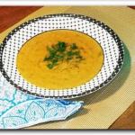 Zupa krem z ogorkow kiszo...