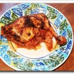 Kurczak po zbojnicku