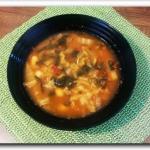 Toskanska zupa fasolowa
