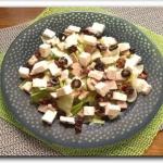 Salatka z oliwkami