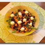 Salatka z batatem
