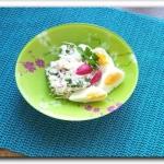 Salatka kalafiorowa z rzo...