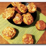 Pomidorowe muffiny