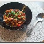 Chili z indykiem i ryżem