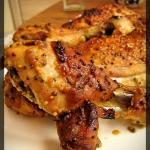 Kurczak w miodowo-musztar...