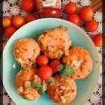 Pomidorowe kluski ziemnia...