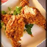 Kurczak w platkach kukury...