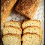 Chleb z twarogiem
