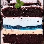 Ciasto Smerfuś
