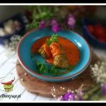 Golabki w sosie pomidorow...