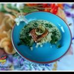 Łosos w sosie kaparowym