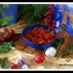Rybna pasta z czerwonym...
