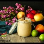 Jabłkowy krem