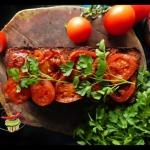 Pomidorowy pasztet z...